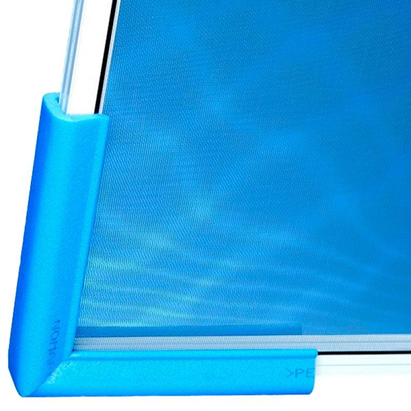 Профили и уголки защитные для стеклопакета